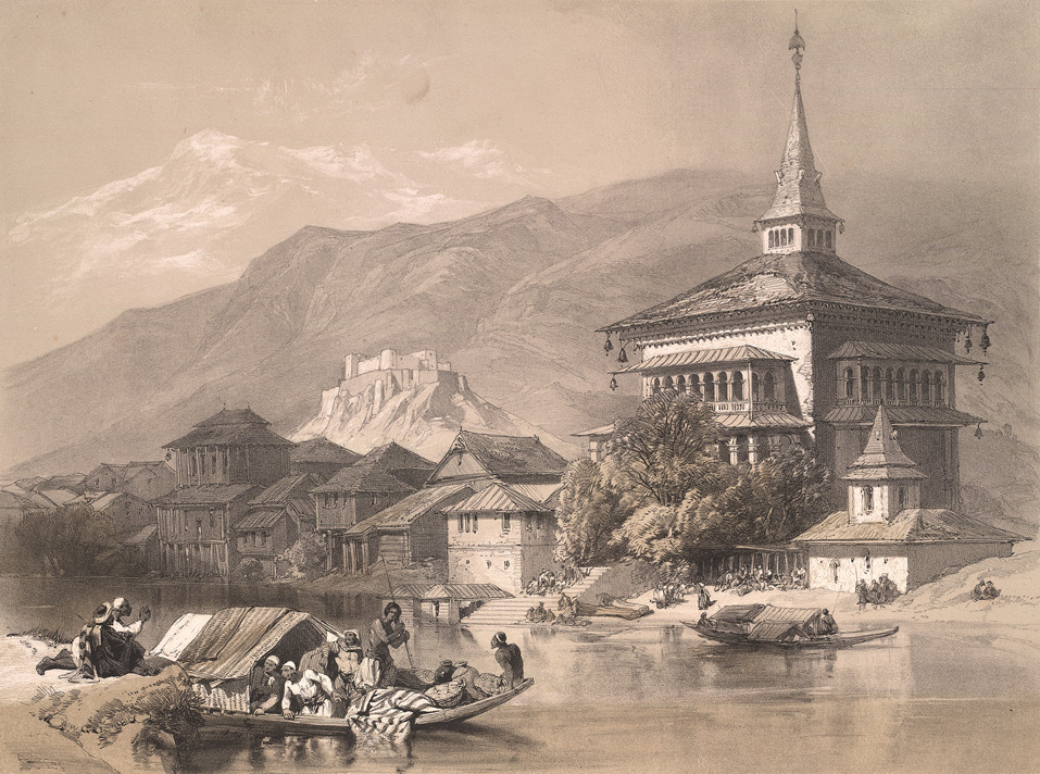 The Identity of Koot Hoomi of Kashmir, and College andTravels