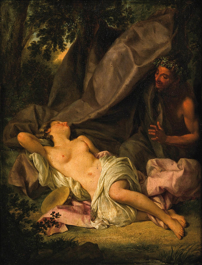 The Tragedy of Pan the Great: From Primordial Deity to Rustic Sex-CravingGod