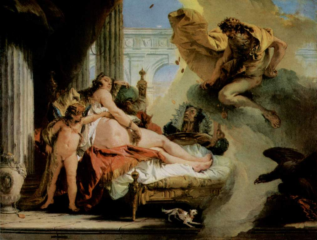 The Mysteries of Zeus in The Secret Doctrine