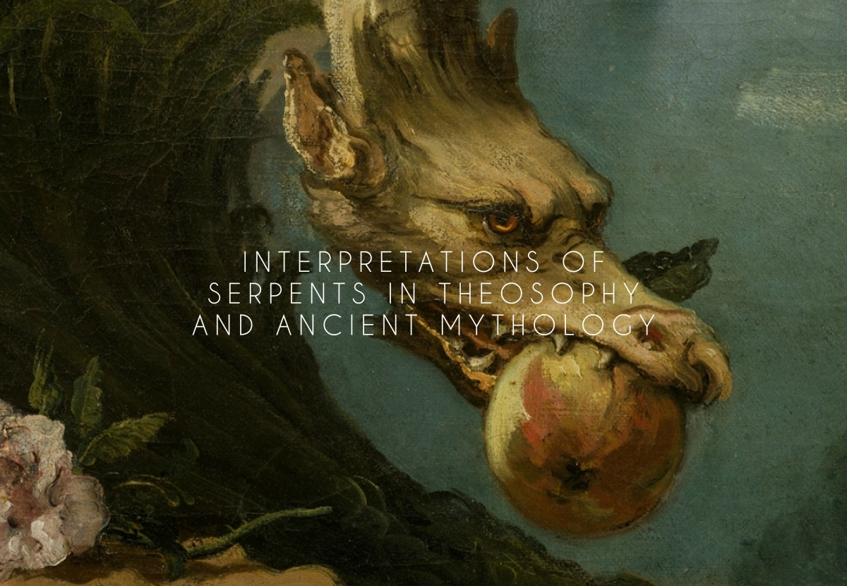 Interpretations of Serpents and Dragons in Theosophy and Ancient Mythology