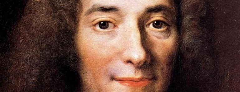 Voltaire on The First Philosophers