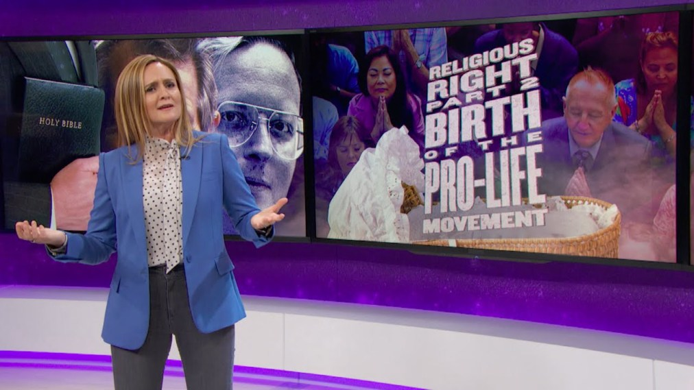 The Origins of the Religious Right with Samantha Bee
