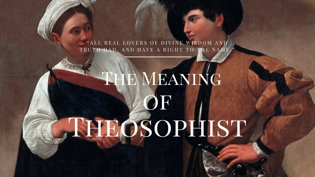 17 Terms and Types of Practitioners Modern Theosophians Should Know