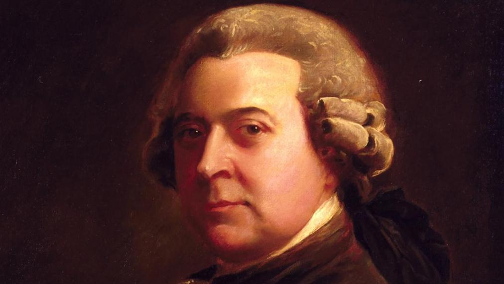 John Adams Letter to the Officers of the First Brigade: Constitution, Morality and Religion