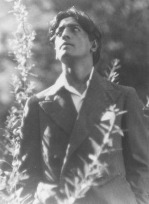The Young Indiana Jones meets Krishnamurti and the TheosophicalSociety