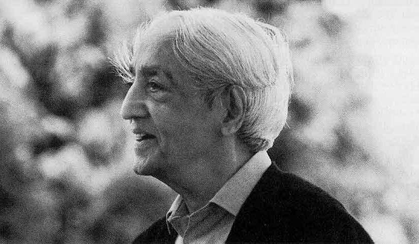 Jiddu Krishnamurti repudiates the Convergence of Theosophy and his Teaching