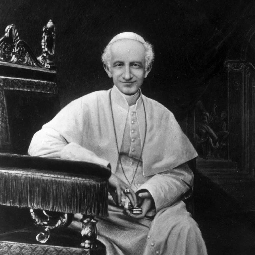 Pope Leo XIII's Encyclical Humanum Genus on Freemasonry