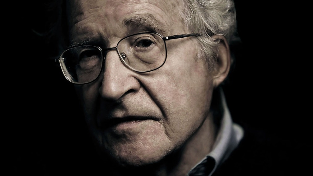 Noam Chomsky on the Populist Groundswell and 'Off The Spectrum' Republican Party