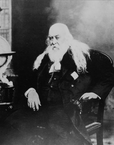 Albert Pike Ponders on Lucifer in Morals and Dogma: Tells Us to Seek the Light of Knowledge