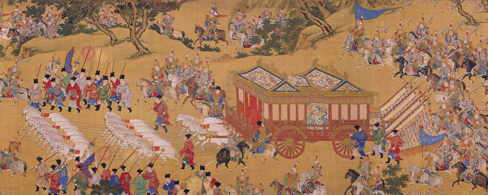 """Heaven has cast us off"" – Tsu-li to King Zhou of Shang in the Shujing"