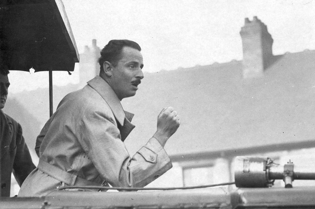 Oswald Mosley on the Misrepresentation of Fascism