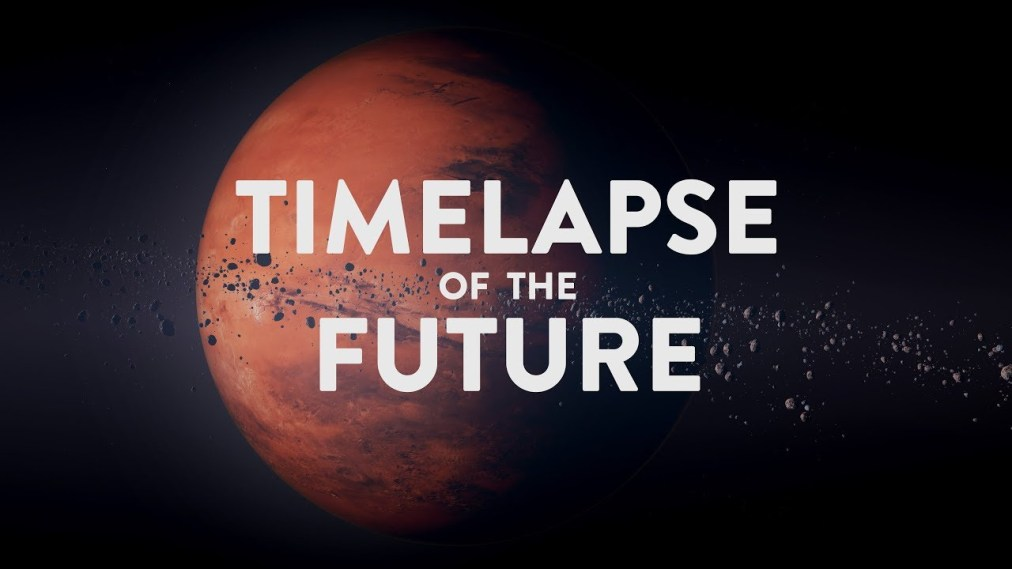 Stunning Visual TIMELAPSE OF THE FUTURE: A Journey to the End ofTime
