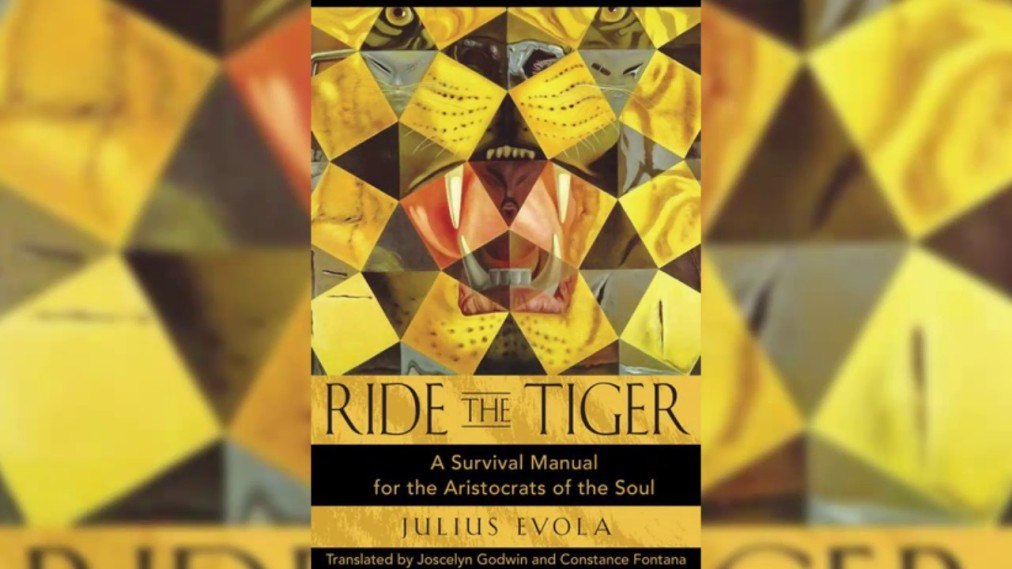 Riding the Tiger of Modernity | Shaykh Abdal Hakim Murad on Julius Evola