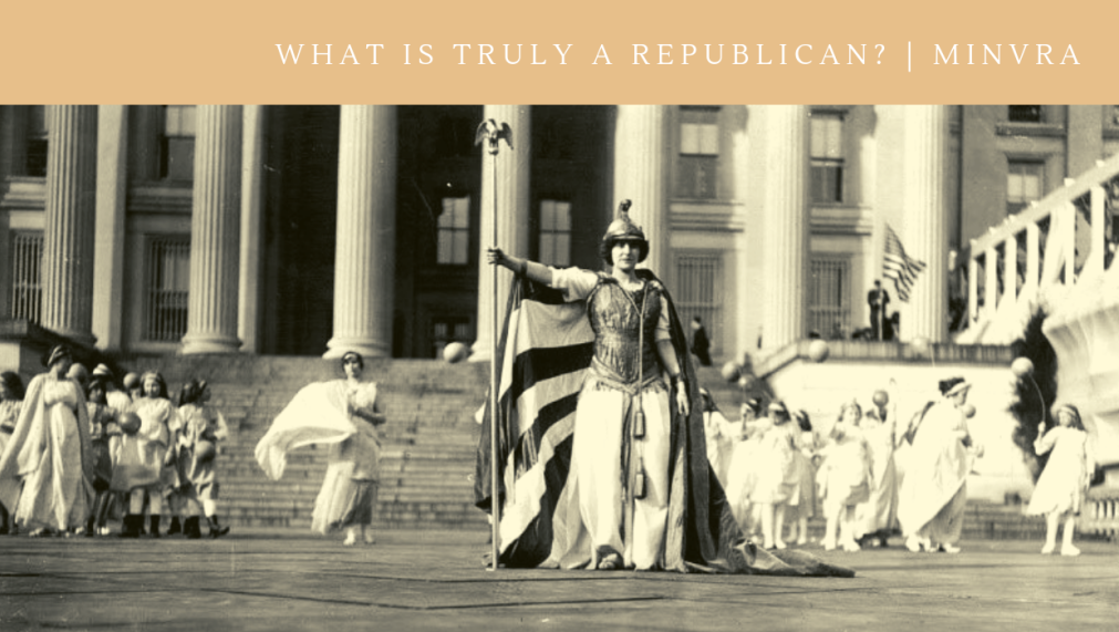 I Ask You, What Is Truly A Republican? | Song of Liberté—Veillons au Salut de l'Empire