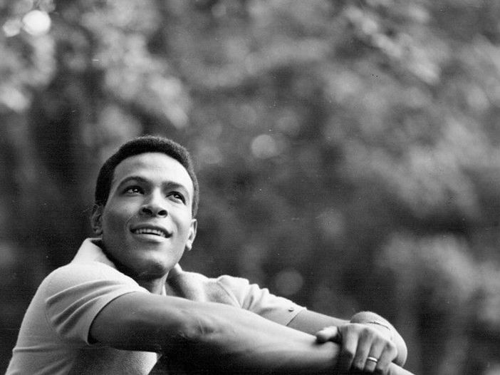 """Ain't That Peculiar,"" Marvin Gaye 