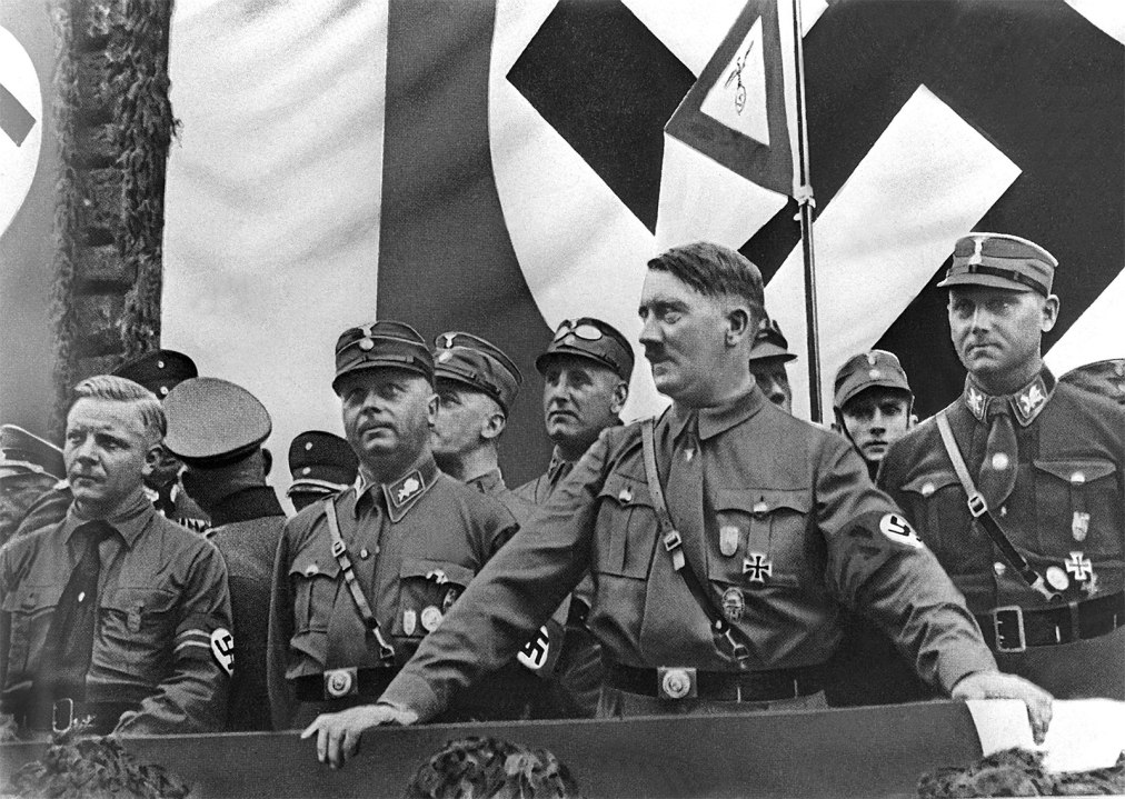 Hitler's Military Blunders and His call for the triumph of Labor over Capitalism, the Bourgeois and the Plutocrats